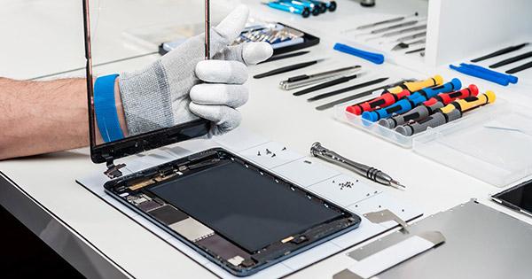 Tablet/iPad Reparatturen
